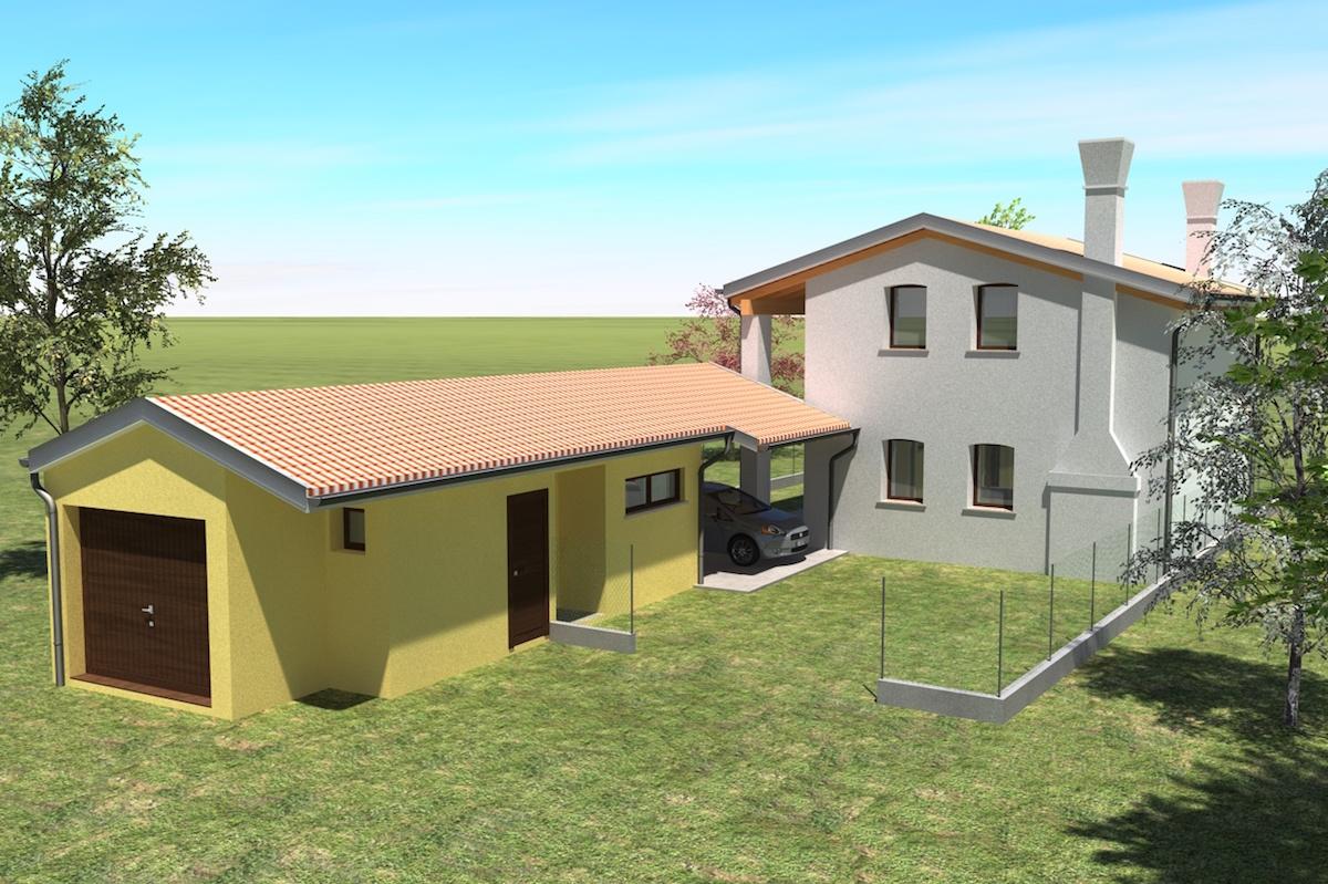 2010 piccolo ampliamento piano casa geom paolo gollo for Piani casa a basso reddito